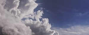 Live Events Stock Media - Towering Clouds