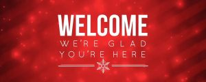 Live Events Stock Media - Season's Greetings Welcome