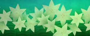 Live Events Stock Media - Easter Lily Cutouts