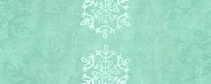 Live Events Stock Media - Snowflakes Blue