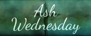 Live Events Stock Media - His Sacrifice Ash Wednesday