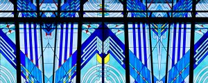 Live Events Stock Media - Aotea Stain Glass
