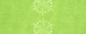 Live Events Stock Media - Snowflakes Green Still
