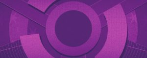 Live Events Stock Media - Spinning Circles Purple