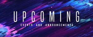 Live Events Stock Media - Ascension Upcoming