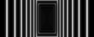 Live Events Stock Media - Tunnel White Vertical Smooth