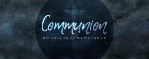 Live Events Stock Media - Quiet Lent Communion Still