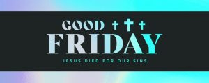 Live Events Stock Media - Easter Foil Good Friday