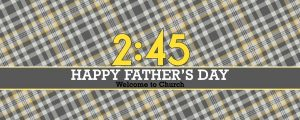 Live Events Stock Media - Fathers Day Countdown