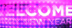 Live Events Stock Media - New Years Ball Welcome