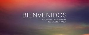 Live Events Stock Media - Vivid Skies Welcome Spanish