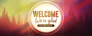 Live Events Stock Media - Life of Worship Welcome