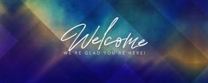 Live Events Stock Media - Renewed Prayer Welcome