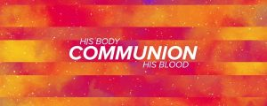 Live Events Stock Media - Water Colors Communion Still