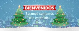 Live Events Stock Media - Christmas Village Welcome Spanish