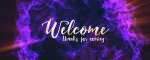 Live Events Stock Media - Celestial Epiphany Welcome Still