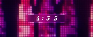 Live Events Stock Media - Pixel Glass Countdown
