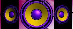 Live Events Stock Media - Abstract Speaker 2