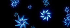 Live Events Stock Media - Christmas Snowflakes 06