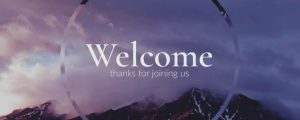 Live Events Stock Media - Misty Mountain Welcome