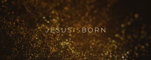 Live Events Stock Media - Christmas Gold Jesus is Born