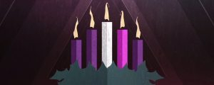 Live Events Stock Media - Christmas Advent Candles Week 05