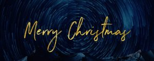 Live Events Stock Media - Star Trails - Merry Christmas