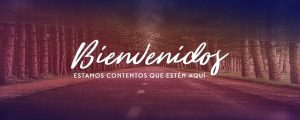 Live Events Stock Media - Sojourn Welcome Spanish