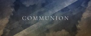 Live Events Stock Media - Storm Clouds Communion Still