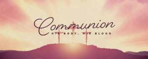 Live Events Stock Media - Easter Morning Communion