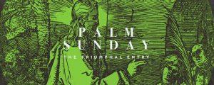 Live Events Stock Media - Classic Holy Week Palm Sunday Still