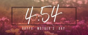 Live Events Stock Media - Wildflower Mother's Day Countdown