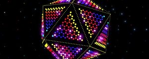 Live Events Stock Media - Color LED Space 01