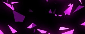 Live Events Stock Media - Pink Space Triangles Still