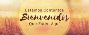 Live Events Stock Media - The Great Commission Welcome Spanish