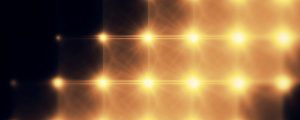 Live Events Stock Media - Light Wall Bold Gold