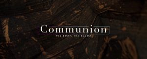 Live Events Stock Media - Woodfields Communion Still