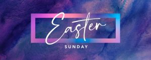 Live Events Stock Media - Easter Canvas Easter Sunday