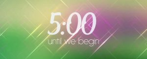 Live Events Stock Media - Coloring Lines Countdown