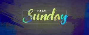 Live Events Stock Media - Sanctified Lamb Palm Sunday