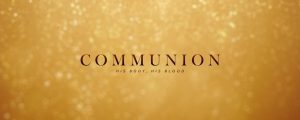 Live Events Stock Media - Christmas Sparks Communion Still