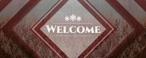 Live Events Stock Media - Winter Trails Welcome Still
