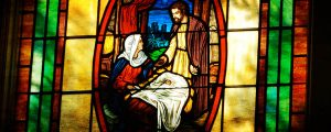 Live Events Stock Media - Christmas Stained Glass