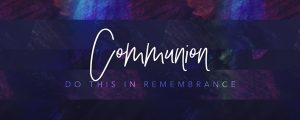 Live Events Stock Media - Beautiful Easter Communion Still