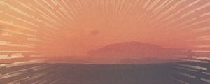 Live Events Stock Media - Mountain Rays Sunset Still
