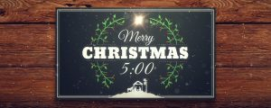 Live Events Stock Media - Christmas Manger Countdown