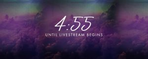Live Events Stock Media - Through the Storm Countdown Livestream
