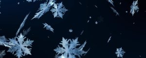 Live Events Stock Media - Light blue & white snow flake patterns
