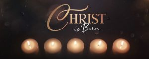 Live Events Stock Media - Advent Glow Christ Is Born