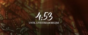 Live Events Stock Media - Hymn Collection Livestream Countdown